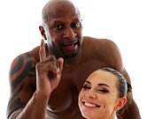 Aidra Fox Gets Pounded By A Big Black Cock