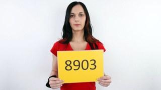 Czech Casting – Andrea 8903