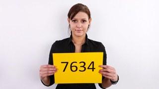 Czech Casting – Denisa 7634