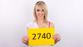 Czech Casting – Eva 2740