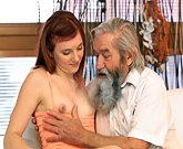 DADDY 4K – Unexpected experience with an older gentleman