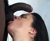 Hot mature woman with hairy pussy fucks with BBC
