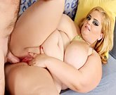 Jeffs Models – Fat Blonde Babe Sasha Juggs Is Fucked Hard by a Horny Guy