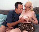 Lusty Grandmas – Extreme granny wants young dick