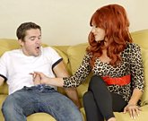 Married With Issues – Peggy and Kelly want cock