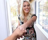 Property Sex –  Athena Palomino – Good looking agent fucks home owner for listing