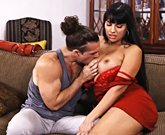 Third Degree Movies – Hot busty brunette Mercedes Carrera slammed super hard
