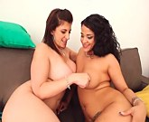 Sara Jay and latino bomb Miss Raquel