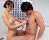 SexJapanesePorn – Beautiful Asian girl Minamoto in bathroom