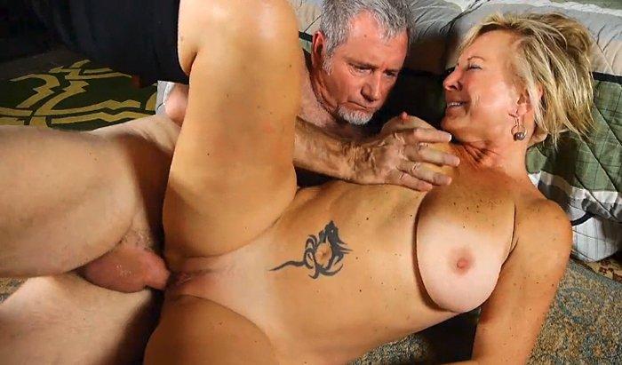 Boob huge kinky mature