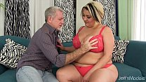 Jeffs Models – Sexy fat milf SinFul Celeste gets her pussy drilled hard